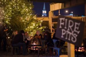 Dockside Winterfest_firepits