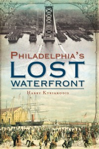 Dockside_Phil Lost Waterfront_book cover
