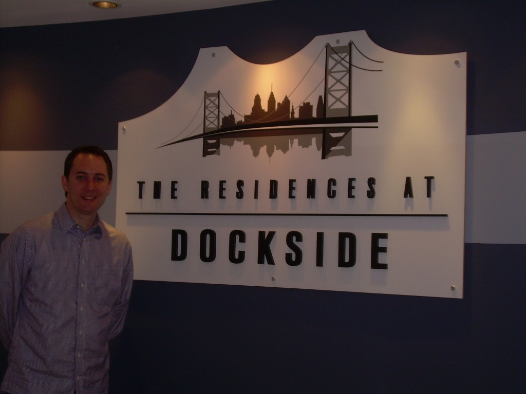 Joe DeCamara_Dockside sign_Fall 2014_DSCN1135