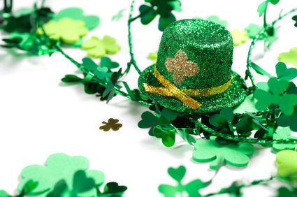 Dockside_Leprechaun Hat-Clover