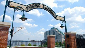 Dockside exterior-Penns Landing