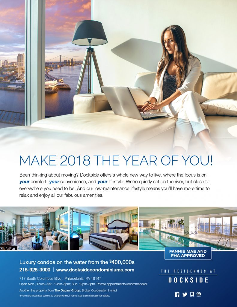 Copy of 2nd Email from Residences at Dockside campaign_Feb 2018