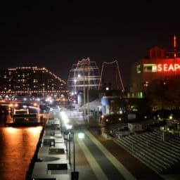 Penn's Landing in Philadelphia