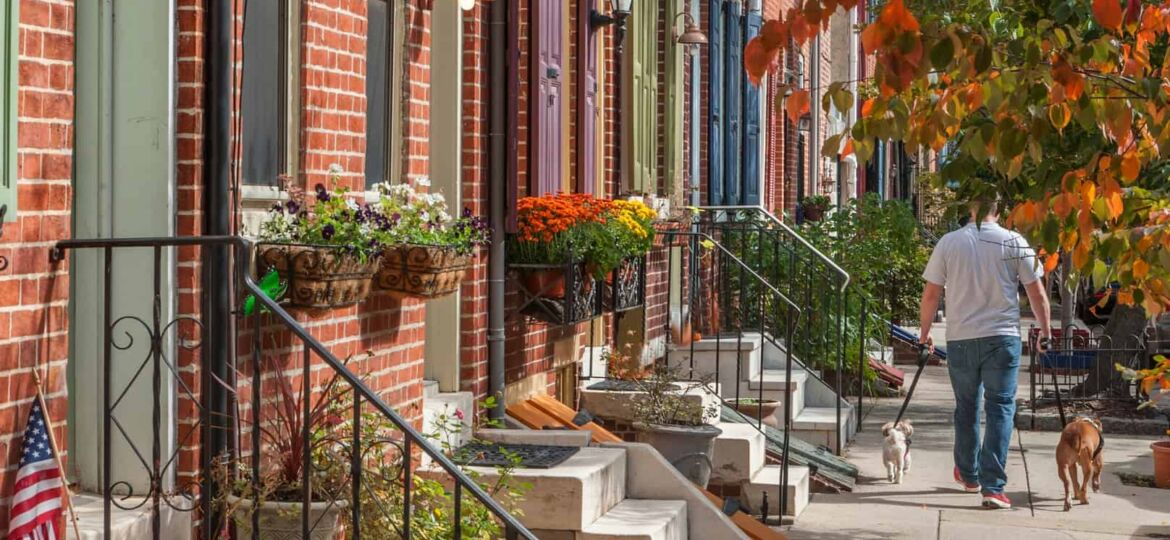 Queen Village Philadelphia